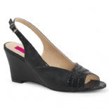 Sandalo Con Tacco Medio | Pink Label Shoes | 3 Colori | Kimberly-01SP+